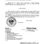 Certyfikat - koncesja 2